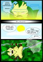 Pokemon Mystery Dungeon Gates To Infinity Page 3 by Zander-The-Artist
