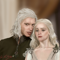Game of Thrones by GoldieMilrose