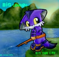 Big the Cat by th351