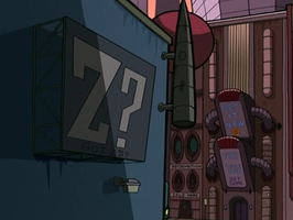 Z? Invader Zim Screenshot by cyborghyena