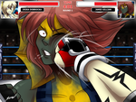 KAIJU Punch-Out! by DatFilthySora