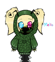 Old Mello Ref by ZeiaZeh