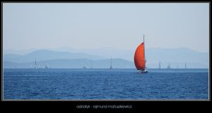 The Adriatic Sea by Rajmund67