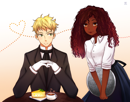 [ocs] what's a boy to do by maiscribble