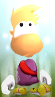 WTF 'Rayman' Moment 2 by Wise-Nigga