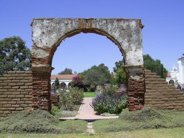 Mission San Luis Rey 10 by chamberstock