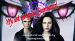 Story banner: Me and everything supernatural by myimagination2012