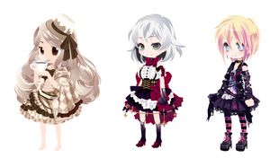 Dream Selfy Adopts [open] by Selfy-shop
