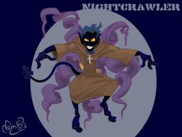 Nightcrawler by WonderDookie