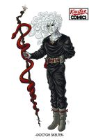 Doctor Skelter by Kaufee