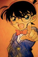 detective conan by hikruschips