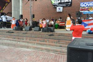 Puerto Rican/Latin Festival, Dancing To Bongos 13 by Miss-Tbones