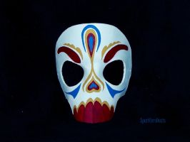 Clown Skull by SparklersOasis