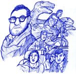 Colin Trevorrow by Ford1114