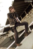 Leon S. Kennedy by JonhMartinezSky
