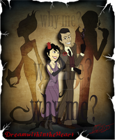 Don't Starve: Why me? by DreamWithinTheHeart