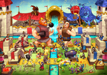 Clash Royale : The royale arena by xofks12
