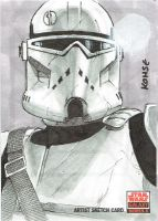 Neyo Sketch Card by kohse