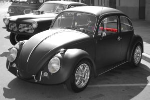 1970 VW Beetle by E-Davila-Photography