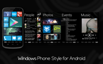 Windows Phone Style for Android by spiritdsgn