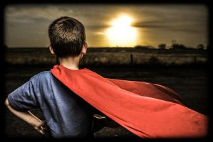 Man of Steel by okcdasphoto