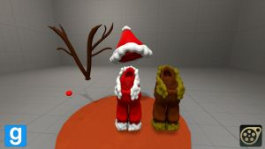 The Christmas Pack (SFM/GMOD Props) [DL] by WhiteSkyPony