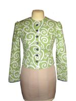 Green Jacket - Front by Goldenspring