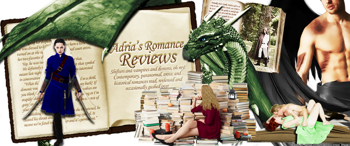 Adria's Romance Reviews Header v2 by seline-bennet