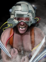 Weapon X by SnToter