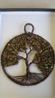 Summer time tree of life wall hanging by irishgal112