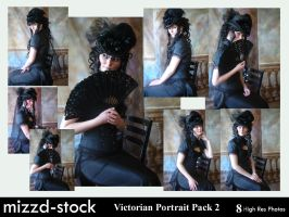 Victorian Portrait Pack 2 by mizzd-stock
