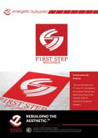 First Step record logo by nutson