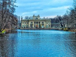 palace on the water by HeretyczkaA