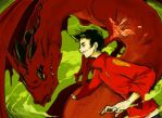 AD: Beat down with the dragon by Magedon