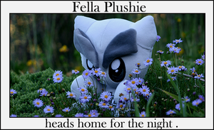 Fella Plushie 4 by Tepara