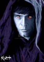 Sith Luke Skywalker. by KRIZ507