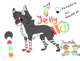 Jelly Adopt (TAKEN) by PawesomeSauce