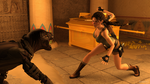 Tomb Raider IV - mummy by James--C
