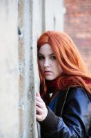 Amy Pond - Listen carefully... by moonflower-lights