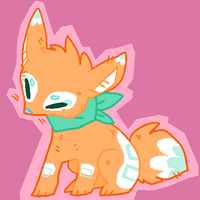 Creamsicle Cutie For Sale - CLOSED!! by Griffkat