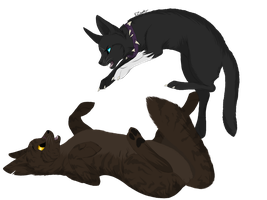 Tigerstar vs Scourge by KZcat