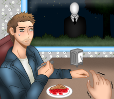 Supernatural meets Slenderman 1 by xxx-TeddyBear-xxx