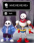 Undertale: Skelebros by CamiIIe