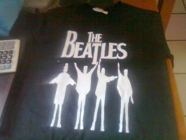 The Beatles T-Shirt by ShadowRocker3000