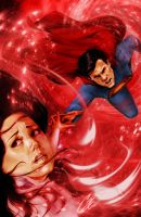 Smallville Chaos #1 by gattadonna