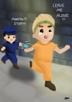 The Escapist_InTheLittleWood_FanArt by wlum