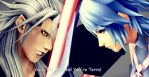 Xemnas vs Aqua: Recreate the memories. by Hatredboy