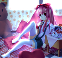 CM : Frosty by froznkamui