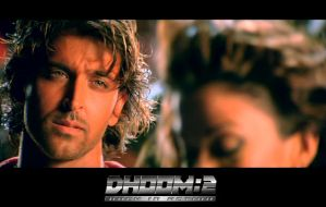 Dhoom 2 Wallpaper by Naruto-Fan1113