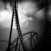 Rollercoaster by spungleah